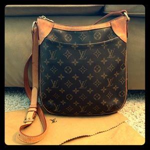 Vintage Louis Vuitton Odeon PM Crossbody Bag